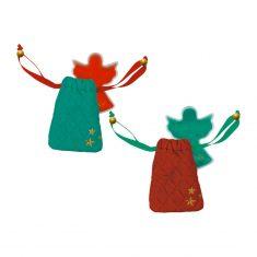 Wärmekissen - Weihnachtswunder, Engel
