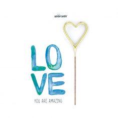 Mini Wondercard - LOVE You Are Amazing