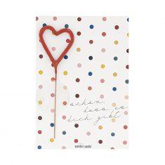 Mini Wondercard - Schön, dass es dich gibt