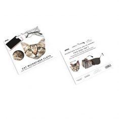 Mikrofasertuch - Katze