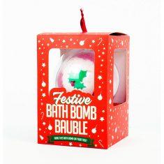 Weihnachtskugel - Festive Bath Bomb Bauble