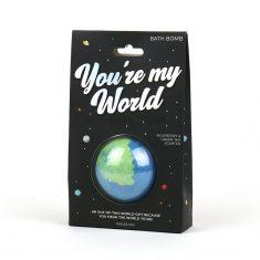 Riesen Badebombe - You're my World
