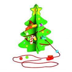 Tannenbaum zum Fädeln - Weihnachtsschätze