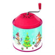 Blech Spieluhr - Weihnachtsschätze