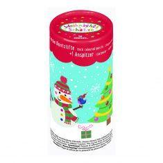 Buntstiftdose - Weihnachtsschätze