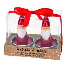 Teelicht - Santas