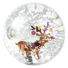 Leuchtflummi Weihnachtsfreunde