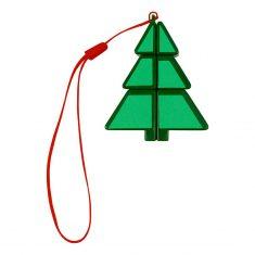 Puzzle Weihnachtsbaum
