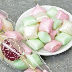 Glamour Bonbons im Spitzbeutel, Hollunder, Apfel & Erdbeer