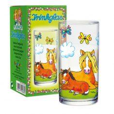 Trinkglas - Mein Ponyhof