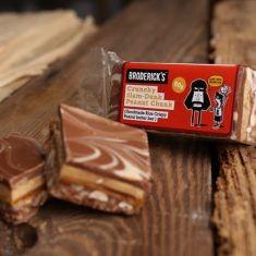 Brodericks Gebäckriegel - Crunchy Slam-Dunk Peanut Chunk