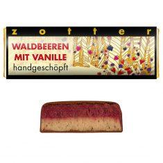 Schoko-Mini - Waldbeeren mit Vanille