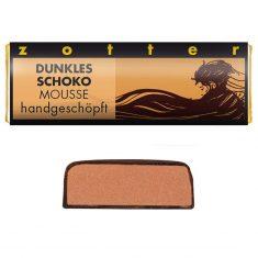 Schoko-Mini - Dunkles Schokomousse
