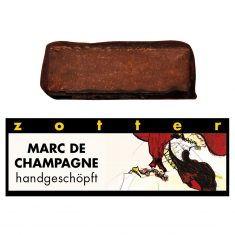 Schoko-Mini - Marc de Champagne