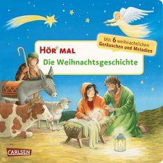 Soundbuch - Hör mal: Die Weihnachtsgeschichte