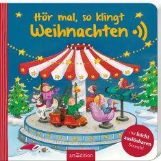 Soundbuch - Hör mal, so klingt Weihnachten