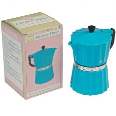 Küchentimer - Espressokocher