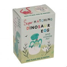 Dinosaurier-Ei zum Selbstausbrüten