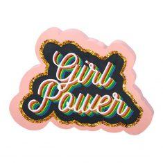 Flowers & Friends Radierer - Girlpower