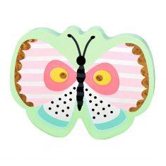 Flowers & Friends Radierer - Schmetterling