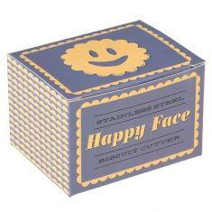 Plätzchenform - Happy Face
