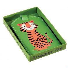 Gepäckanhänger - Tiger