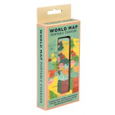 Powerbank - World Map