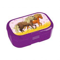 Mini Lunchbox - Mein Ponyhof