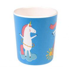 Melaminbecher - Unicorn