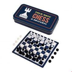 Schach & Dame - Reiseedition