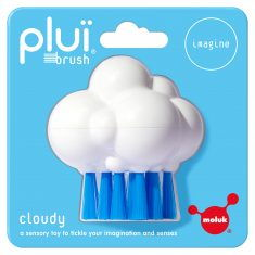 Plui Brush Cloudy - Spielbürste