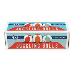 3er Set Mini-Jonglierbälle - Juggling Balls