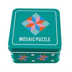 Holzspiel in der Dose - Mosaic Puzzle