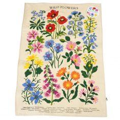Geschirrtuch - Wild Flowers