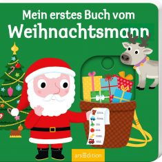 Pappbuch - Mein erstes Buch vom Weihnachtsmann
