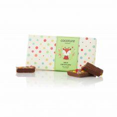 Milchschokolade mit Smarties, Rentier