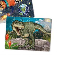 Minipuzzle - T-Rex
