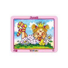 Rahmenpuzzle - Prinzessin Miabella