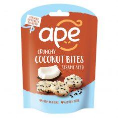 Kokosnussbissen - Ape Crunchy Coconut Bites Sesame Seed