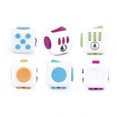 Fidget Cube, Original Cube by antsy labs (bunt)