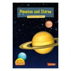 Pixi Wissen - Planeten und Sterne, neu