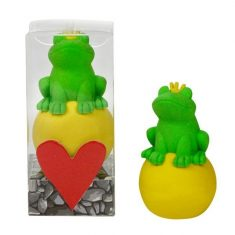 Radiergummi - Froschkönig