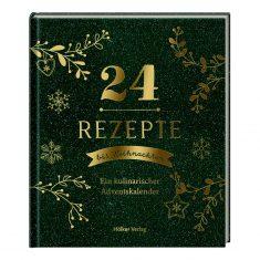 Rezept-Adventskalender - 24 Rezepte bis Weihnachten