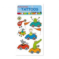 SUKU Tattoos - Autorennen