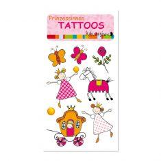 SUKU Tattoos - Prinzessinnen