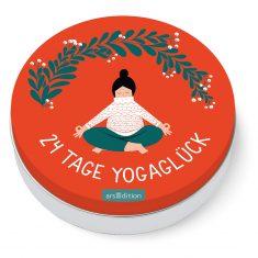 Adventskalender: 24 Tage Yogaglück