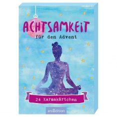 Adventskalender-Kartenbox - Achtsamkeit für den Advent