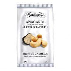 Trüffel-Snack - Anacardi salati, ricoperti con succo di Tartufo