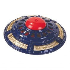 Leuchtender LED-Kreisel-Ufo