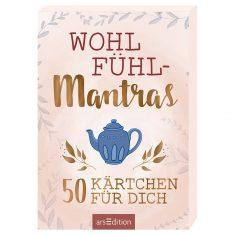 Kartenset - Wohlfühl-Mantras